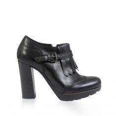 Emanuela Passeri - Shoe boot con frangia