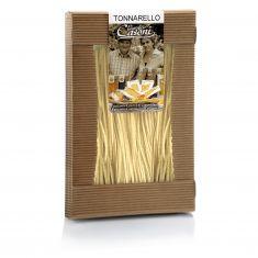 Casoni - Tonnarello egg-white only- traditional recipe from Campofilone
