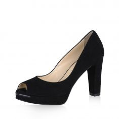 Danilo di Lea - high heel, pump, peep toe, fuchsia