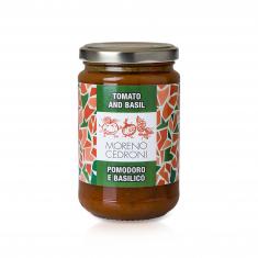 Tomato and basil - Moreno Cedroni