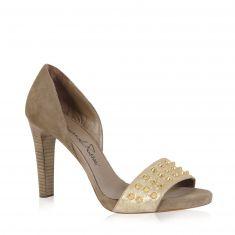 Emanuela Passeri - Closed heel platform sandal