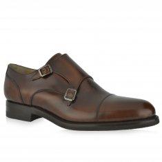 Alberto Lanciotti - Double buckle shoe