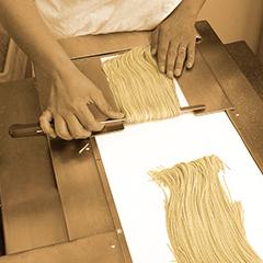 Pastificio Casoni - Piegatura pasta
